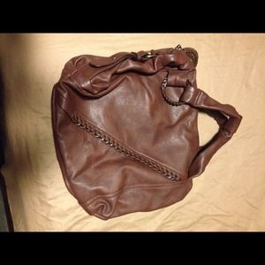 Shoedazzle Handbags - Large brown bag from Shoedazzle