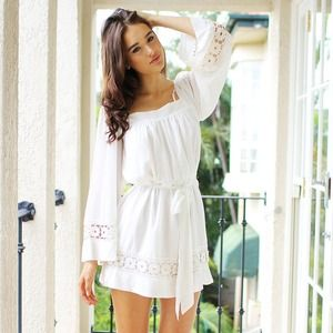 Sabo Skirt Ivory Dawn Dress