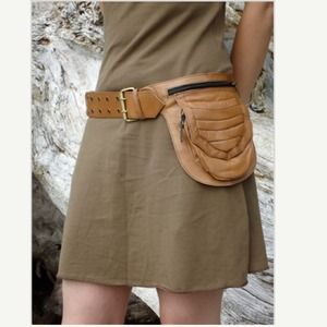 HOST PICK! PM Editor Pick!! Leather pocket belt.
