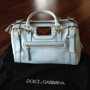 ***SOLD***DOLCE & GABBANA hand bag