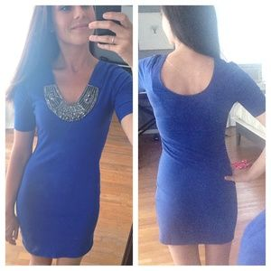 Dresses & Skirts - Brand new cobalt blue dress