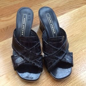 Authentic Marc Jacobs sandals.