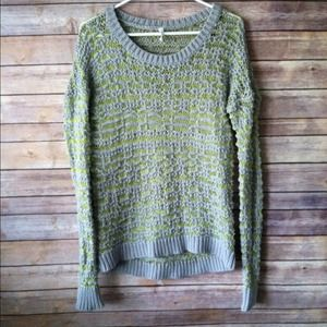 ❌Bundled❌Loosely knit willow & clay sweater