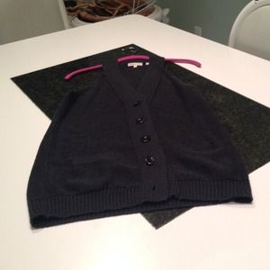Vince Cotton Sweater Vest