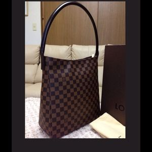 AUTHENTIC LV LOOP BAG LIMITED EDITION RARE