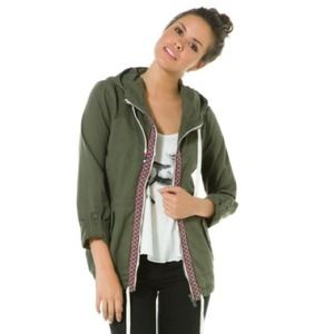 Roxy Military Jacket *NEW*