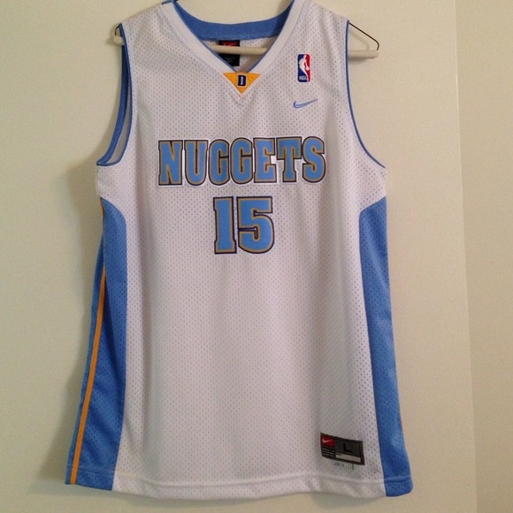 best sneakers 2b408 7201b denver nuggets anthony jersey