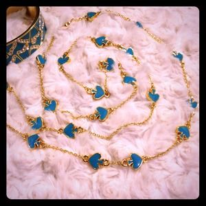 "♠Kate Spade ""Spade to Spade"" Necklace♠"