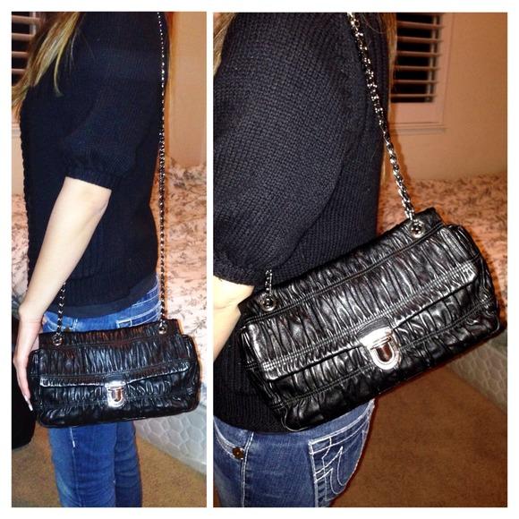 4542c40acac2 Prada Bags | Nappa Gaufre Chain Shoulder Bag | Poshmark