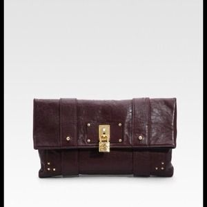 MARC JACOBS Delancey Eugenie Clutch