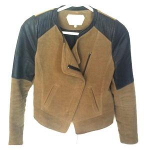 Zara motorcycle jacket