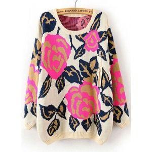 Tumblr Oversized Chunky Sweater
