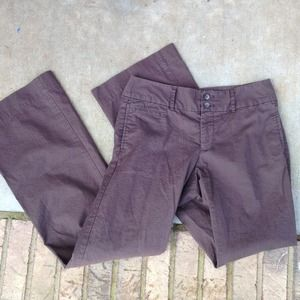 Gap stretch pants