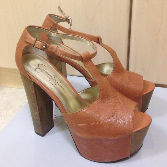 82b7139ab04 Jessica Simpson Shoes - Jessica Simpson Dany Platform Heel