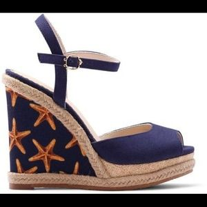 C. Wonder Shoes - C Wonder Starfish Wedges