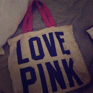 Victoria's Secret Handbags - Victorias Secret PINK Bag