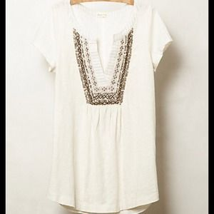 New Anthropologie emd top