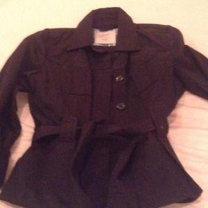 Old navy safari jacket