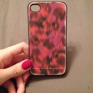 Marc by Marc Jacobs 4/4s iPhone case