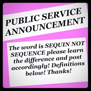 Sequin VS Sequence