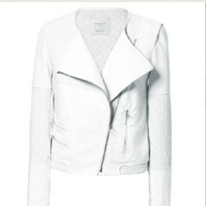 Zara Jackets & Blazers - Zara TRF combination jacket