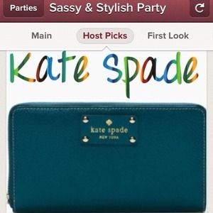 kate spade Clutches & Wallets - 📌FINAL PRICE ADJUSTMENT!!!📌 Kate Spade