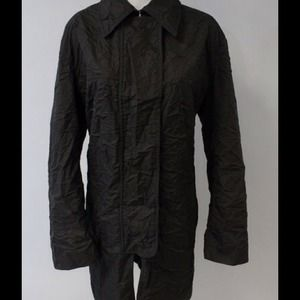 Men's Authentic Black GUCCI Coat ~ Large