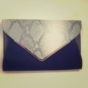 Handbags - Envelope Clutch