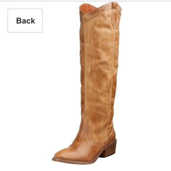 81% off Steve Madden Boots - Steve Madden Mantel cowboy / riding ...