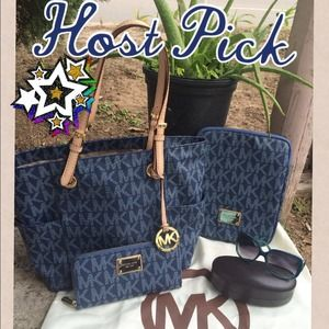  HOST PICK 1/19/14 Michael Kors 3 piece set