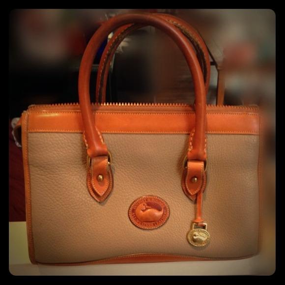Dooney Amp Bourke Handbags Vintage Dooney Bourke Purse
