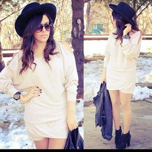 ONE GREY DAY  Dresses & Skirts - Sweater Dress/Tunic