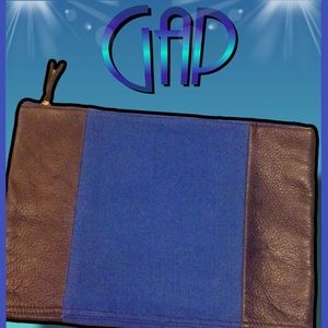 Gap Leather Clutch