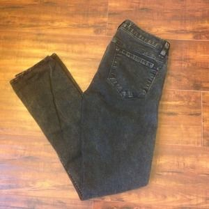 J Brand 'Lava' skinny jeans. Worn once!
