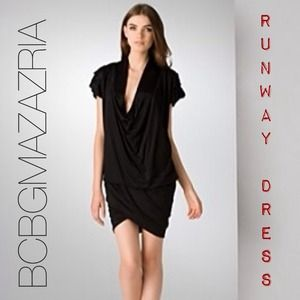 BCBGMAXAZRIA Runway Dress