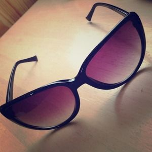 Black Frames Sunglasses