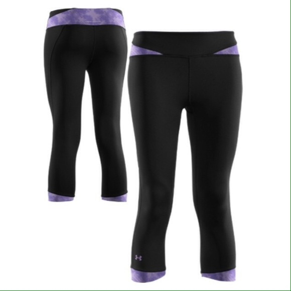 55% off under Armour Pants - Under Armour Women HeatGear Sonic All ...
