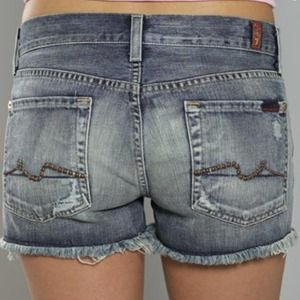  Authentic 7 For All Mankind Shorts
