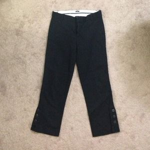 GAP Stretch Cropped Pants