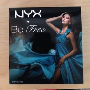 Other - NYX Be Free palette