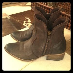 Shoes - 📢Trendy fall Brown Boots❤