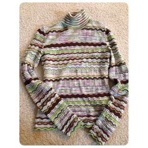 Missoni Sweaters - Missoni turtle neck sweater