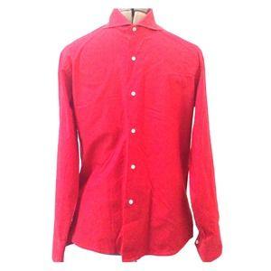 Mastai Ferretti Other - 🎈Reduced Men's Mastai Ferretti fitted shirt (Red)