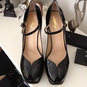 Yves Saint Laurent Shoes - HP 7/12/14 Yves Saint Laurent Tribute Maryjane