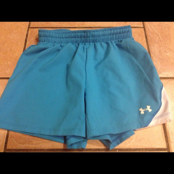 b374a3fb5714 Under Armour Other - Under armor gym shorts girls size small