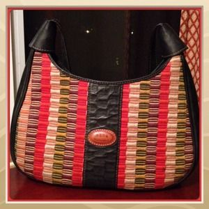 Handbags - Leather Guatemalan Purse