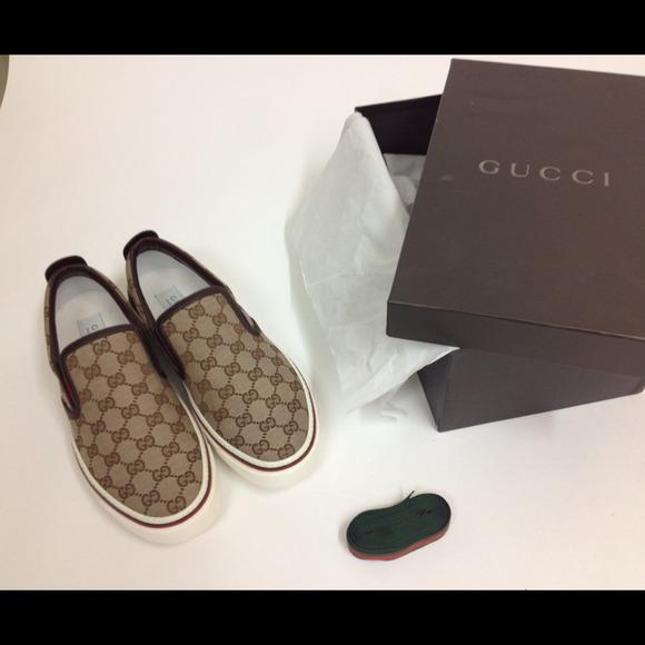 Gucci Shoes | Authentic Mens Gucci Slip