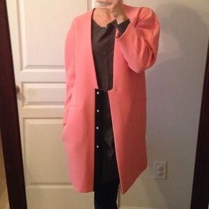 Diane von Furstenberg Jackets & Coats - 📦 SOLD IN BUNDLE! ❤️HOST PICK 2X❤️ DVF MIDI COAT 4