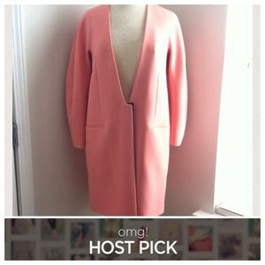 Diane von Furstenberg Jackets & Coats - 📦 SOLD IN BUNDLE! ❤️HOST PICK 2X❤️ DVF MIDI COAT 1