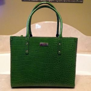HOST PICKKate Spade Green Purse NWT